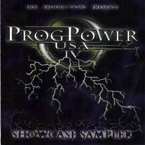 ProgPower USA IV - Various Artists - Showcase Sampler disc 1