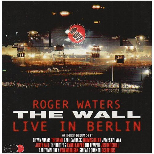 The Wall: Live in Berlin, 1990 Disc 2