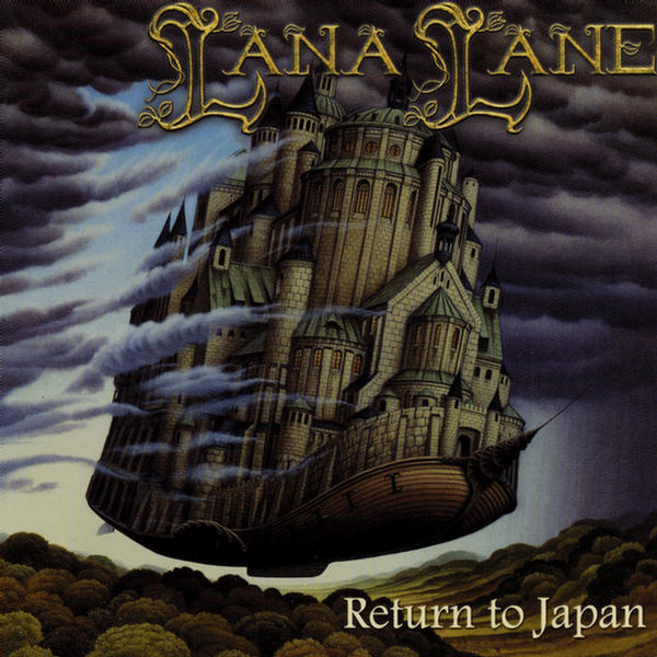 Return To Japan (DISC 1-Lana Lane Band)