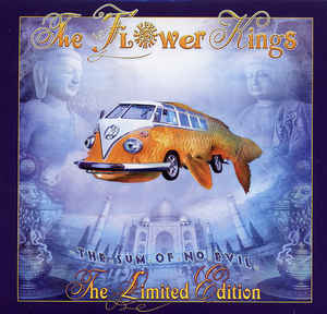 The Sum of No Evil [Limited Edition Bonus Disc] by The Flower Kings